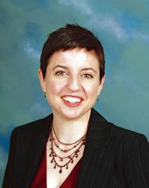 Photo of Dr. Kathleen Fitzpatrick