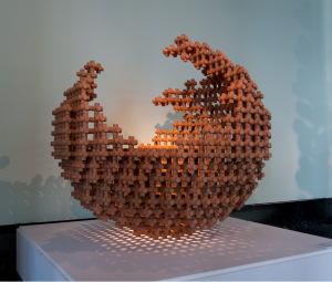 Evan Leung, Harmony III , ceramic.
