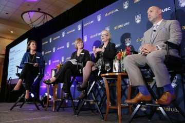 Who's in charge: Why aren't there more women in leadership roles? (UBC Dialogues: Vancouver)