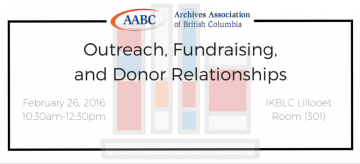 AABC: Outreach, Fundraising, and Donor Relationships