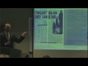 """Health History Lecture: """"Curing Queers"""" Mental Nurses and Their Patients 1935-1974"""